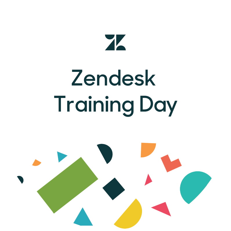Zendesk Training Days
