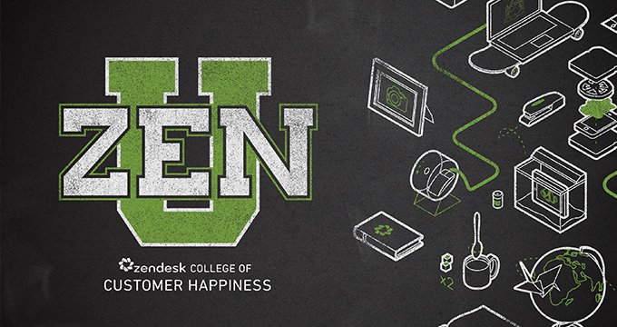 Zendesk University: Get your degree in customer happiness