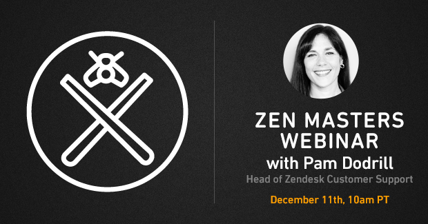 4 customer service tips from Zendesk's head of global support
