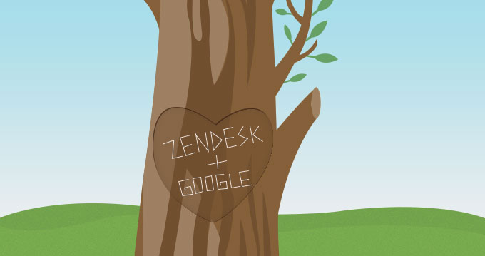 Zendesk on the Google Apps Marketplace