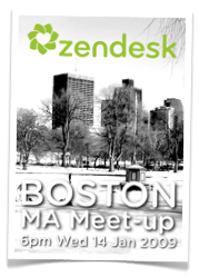 Zendesk meet-up Boston