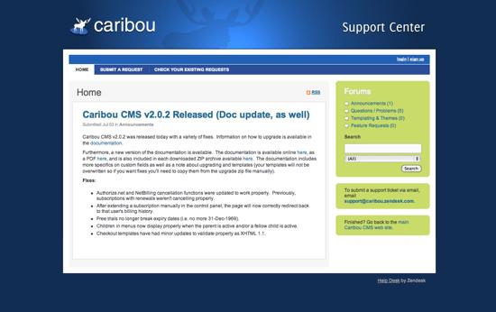 Custom CSS Widget Zendesk