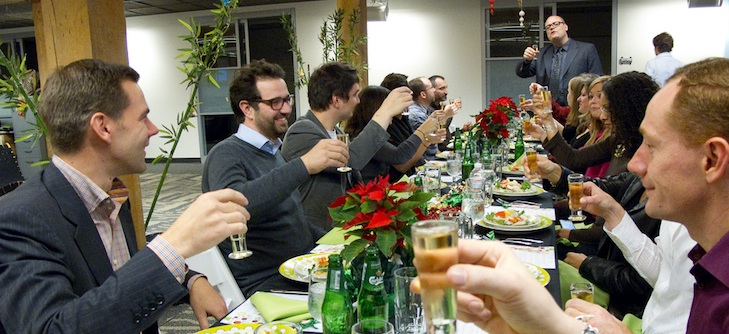 Happy holidays from zendesk