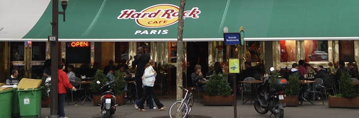Hard rock cafe paris france zendesk meetup