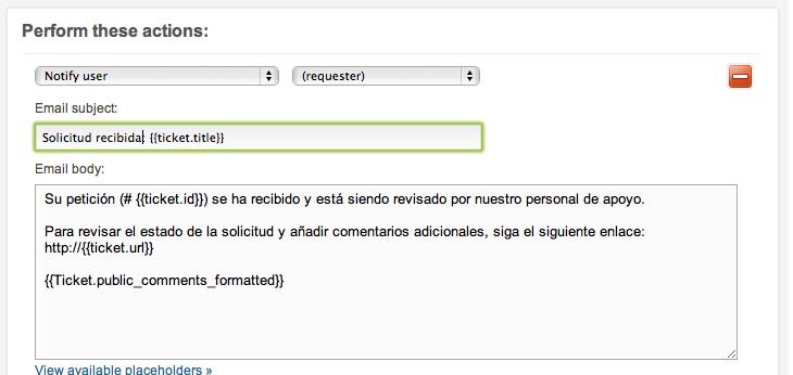 Email Language
