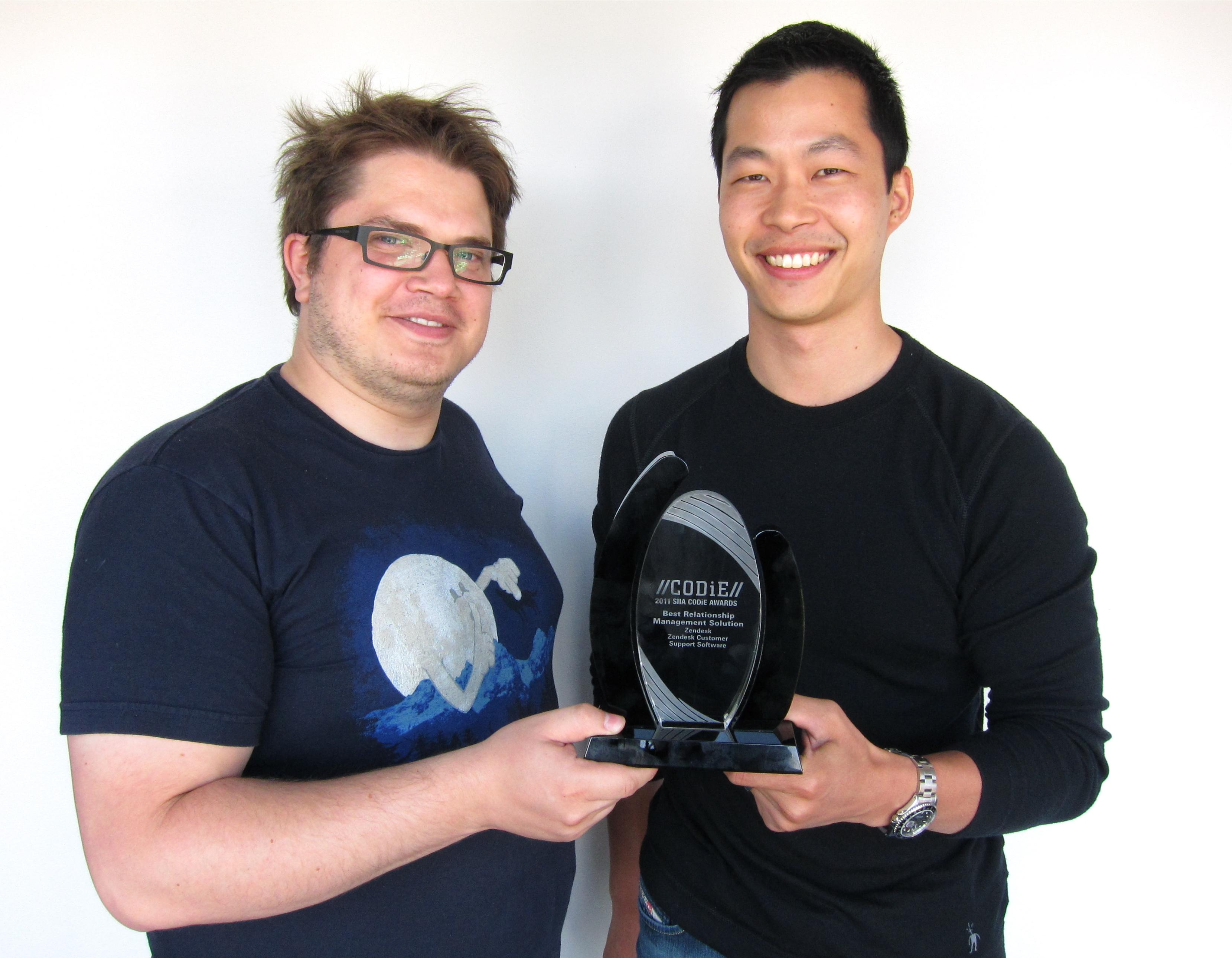 Best CRM award