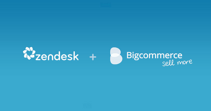 Unite your retail business with Zendesk and Bigcommerce