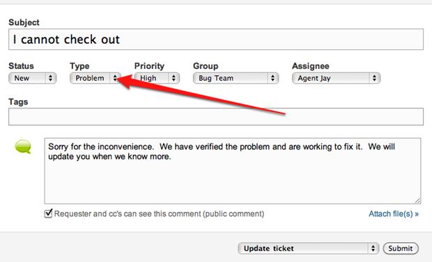classify-problem-ticket