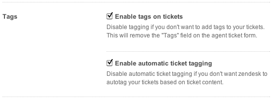 Tip of the Week: Automatic Ticket Tagging | Zendesk Blog