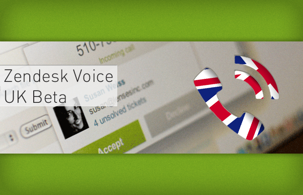 Zendesk Voice Jet Skis Across the Pond, Launches UK Beta