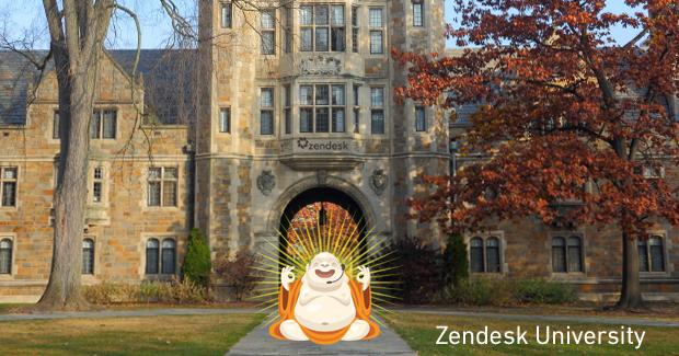 Get Schooled at Zendesk University